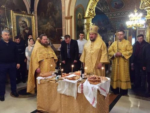 Празник Светог Николаја Чудотворца (19.12.2018)