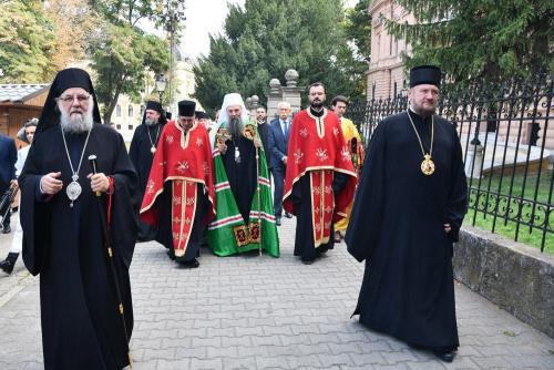 Посета Патријарха Порфирија Сремским Карловцима (16.09.2021)