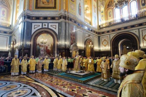 patrijaraska liturgija 1