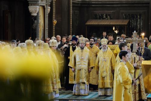 patrijaraska liturgija 2