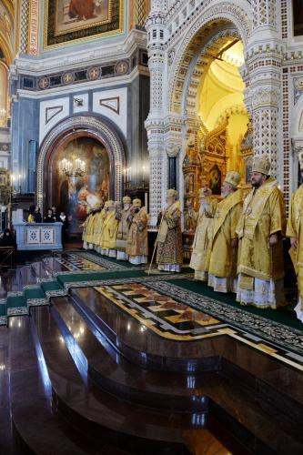 patrijaraska liturgija 3