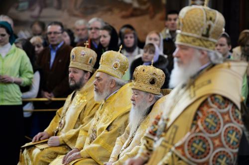 Патријарашка Литургија - Торжество Православља (26.02.2018)