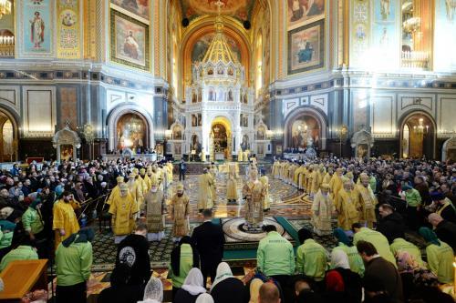 patrijaraska liturgija 7