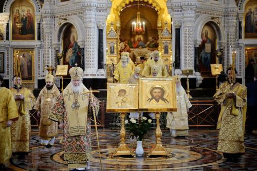 patrijaraska liturgija 8