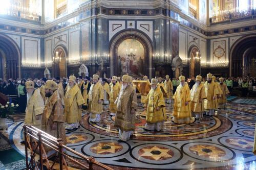 patrijaraska liturgija 9