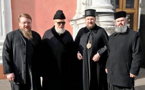 Сусрет представника Помесних православних цркава у Москви (18.03.2020)