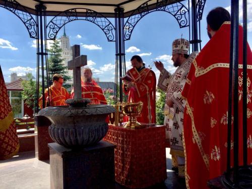 Пренос моштију Светог Николаја Чудотворца (22.05.2019)