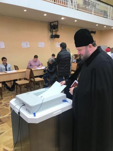 Гласање за Председнка Русије (18.03.2018)