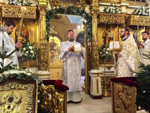 Празник Светог архиђакона Стефана (09.01.2018)