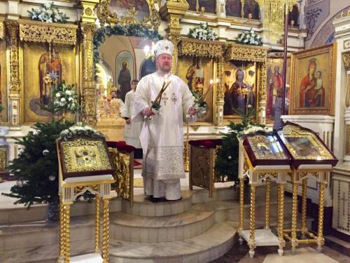 Празник Собора Пресвете Богородице (08.01.2019)