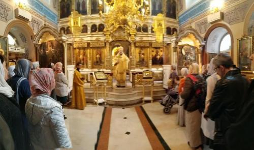 Света Литургија у 7-му недељу по Педесетници (04.08.2019)