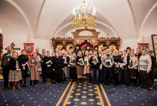 Додела диплома на РПУ у Москви (01.03.2019)